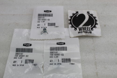 POLARIS Sportsman Scrambler Trail Blazer OEM CLAMP HOSE CLIP #3083141 *SET OF 3*