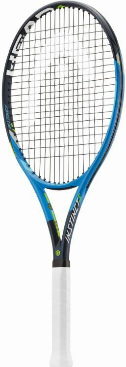Head Graphene Touch INSTINCT S diede Grip l3 = 4 3/8 Racchette da tennis racquet