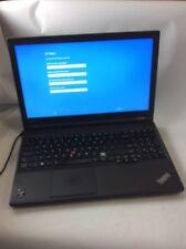 Lenovo Thinkpad T540p I5-4300M 2.6GHZ 8GB DDR3 240GB SSD Windows 10 HOME #U11858
