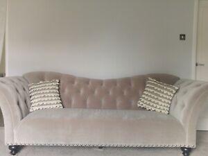 Homesense 4 Seater Sofa *hardly Used* | EBay