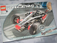 Lego Racers 8470 Slammer Sealed And