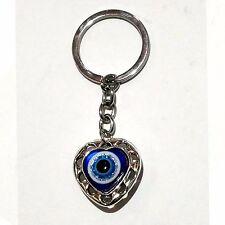 Schlüsselanhänger Schlüssel Ring Anhänger Talisman Glücksbringer evil eye Nazar