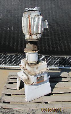 Business & Industrial Philadelphia 7.5 Hp Anoxic Mixer Pv-6 Pto Ratio 47.1-1 Easy To Lubricate