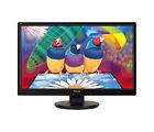 ViewSonic VA VA2445-LED 61 cm (24 Zoll) LED LCD Monitor - Schwarz