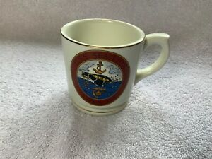 Vintage-USS-Sea-Lion-Coffee-Mug-APSS-315-SUBMARINE-Personalized-Virginia