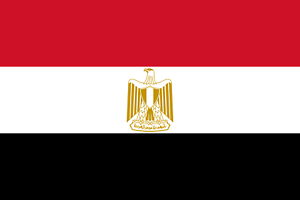 Fahne Ägypten 90 x 150 cm quer Hiss Flagge Nationalflagge Egypt