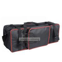 Pro Photo Studio Flash Carry Case Bag For Umbrella Light Tripod Lighting Stand