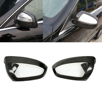 100/% real carbon fiber rear view side mirror cover for VW Polo 2015 years