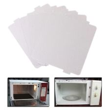 2 Pcs Replacement 13 x 13cm Mica Plates for Microwave Oven A360