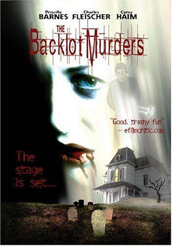 Backlot asesinatos-Dvd-Nuevo Y Sellado -! envío rápido! OD-226