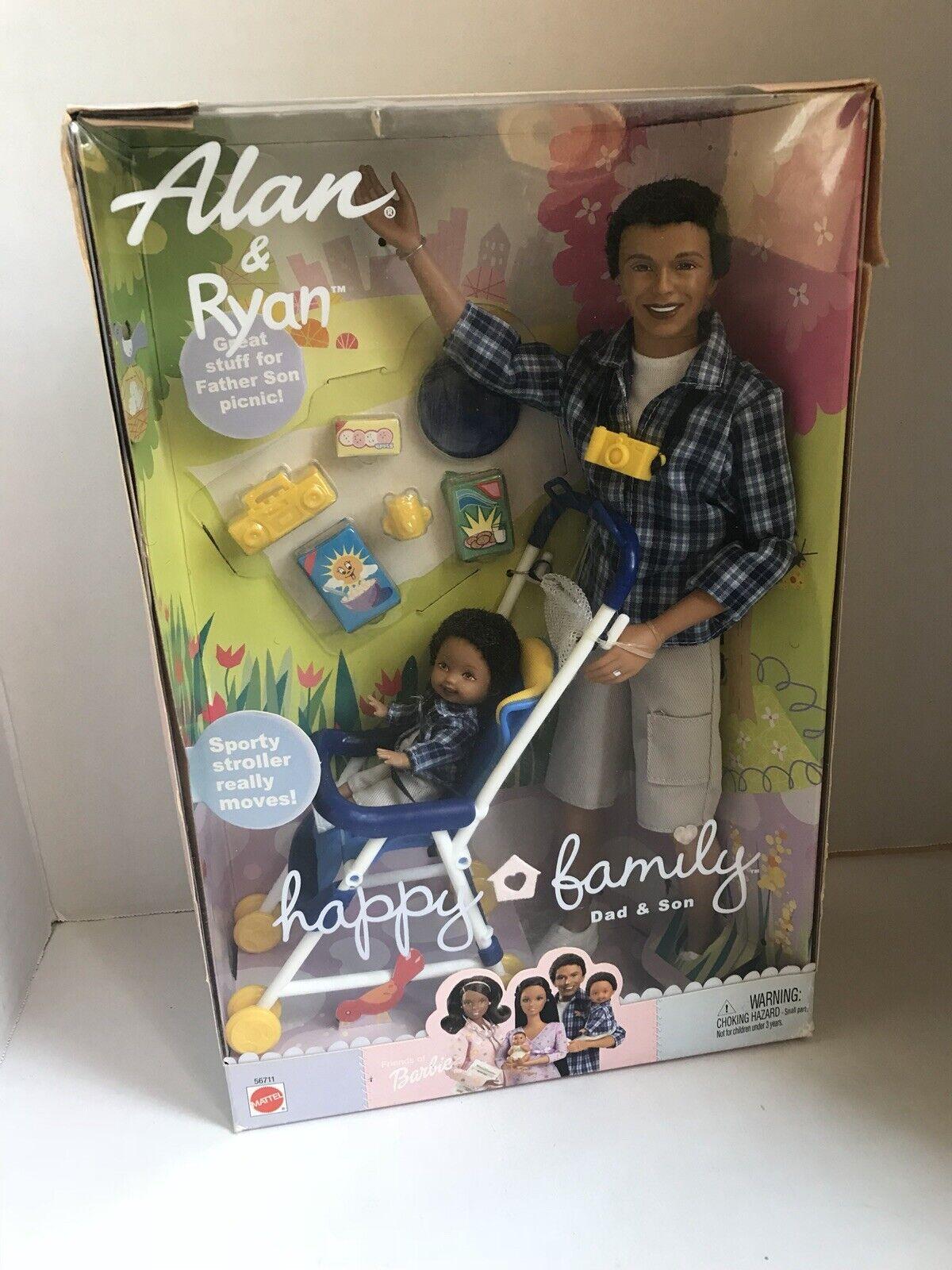 Aa Barbie Felice Famiglia Alan   spedizione veloce e miglior servizio