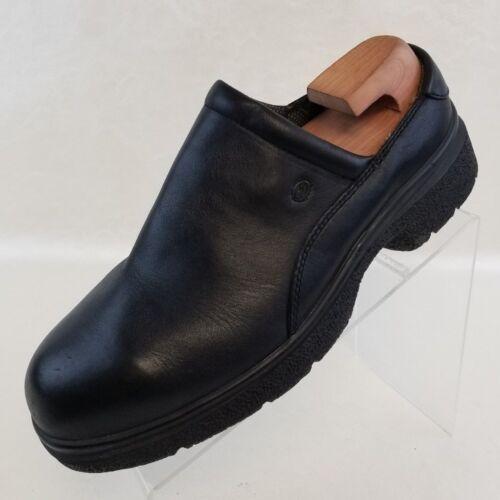 9d punta punta Size in nera Antiscivolo con Carolina lavoro a pelle pelle in da On xIOqI4w6Y