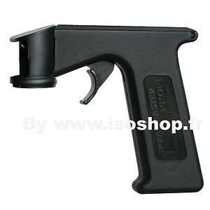 spraymaster poignee pistolet bombe peinture aerosol. Black Bedroom Furniture Sets. Home Design Ideas