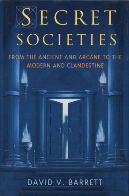 Secret Societies by Barrett (1998, HB) Freemasonry