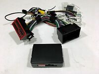 Backup Camera Interface To Your Chrysler, Dodge, Jeep 4.3, 5, 8.4 Screens