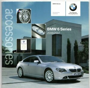Image Is Loading Bmw 6 Series Coupe Amp Convertible Accessories 2006