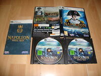 NAPOLEON TOTAL WAR DE SEGA PARA PC USADO COMPLETO STEAM