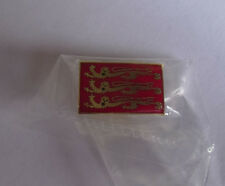 Three Lions England Badge - Enamel England pin badge Richard the Lionheart Lions