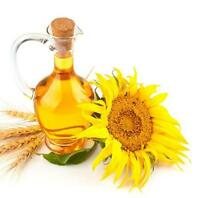100% Pure Organic Cold Pressed Sunflower Seeds Oil Food Grade