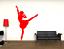 miniature 3 - Adesivo BALLERINA DANZA BALLO stickers murale decalcomania vari colori
