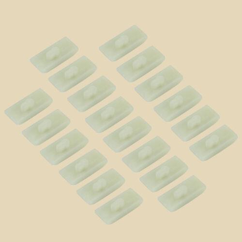 Chainsw 20x Chain Guide Bumper Strip 1121 648 6610 For STIHL 024 026 036 MS290