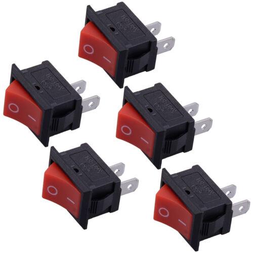 5X Stop Schalter Stoppschalter ON-OFF Switch für Chinese 25cc 26cc Chainsaw Neu