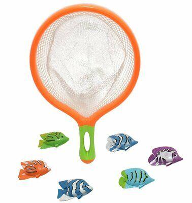 Catch The Fisch Tauchen Spiel Badespielzeug Kinder Netz & Schwimmbad Neuheit Um Zu Helfen, Fettiges Essen Zu Verdauen