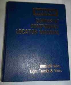 MOTOR-DOMESTIC-COMPONENT-LOCATOR-MANUAL-1989-90-LIGHT-TRUCKS-amp-VANS