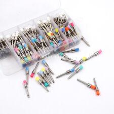200 Pcs Dental Nylon Latch Flat Polishing Polisher Prophy Brush White Amp Colorful