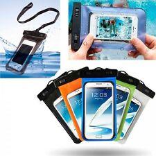 Funda PVC Bolsa Estanca, Impermeable, Sumergible Para iPhone 7 Plus