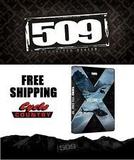 509 VOLUME X 10 DVD SNOWMOBILE SLED SNOW SNOWMACHINE MOVIE SEALED FREE SHIPPING