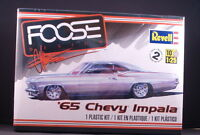 Chevy 1965 Impala Chip Foose Edition 1:25 Scale Revell Kit Hobby Time Model Shop