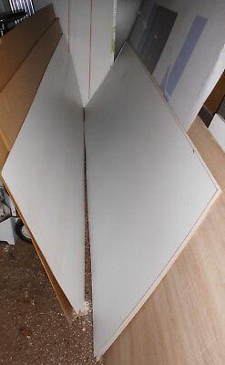 ! ! ! Hartfaserplatten, Rückwandplatten, Möbelplatte, Montageplatten 3 Mm ! ! !