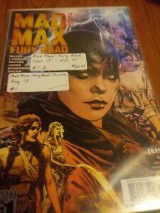 Mad Max Fury Road #1 Blank Variant NM Vertigo DC Comics Get Yours for Next Con!
