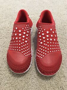 9f49acaf248da NIKE FREE ORBIT 2 II SP RED POLKA DOT MEN S SHOES Size 9 657738-661 ...