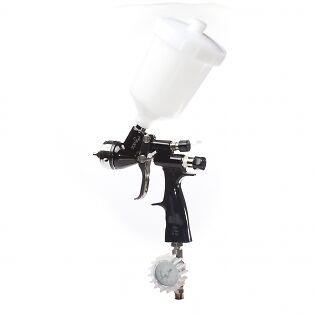 Pistola a spruzzo Walcom Genesi TD Top 1.3 mm carrozzeria verniciatura Spray Gun
