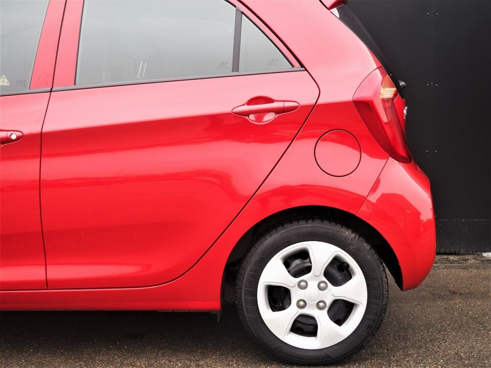 Kia Picanto 1,0 Style Limited Benzin modelår 2017 km 24000