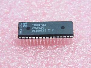 TDA-4722-TDA4722-SECAM-L-chroma-processore-per-VHS-video-registratore-PLA027