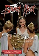 BOUND HEAT : SLAVE TEARS OF ROME Part 1 & 2  - DVD - REGION 2 UK
