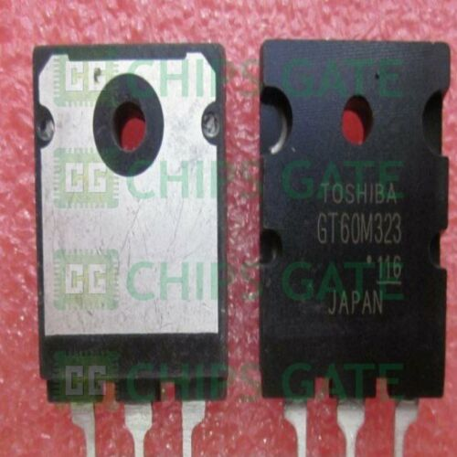 Q 1PCS GT60M323 IGBT 900V DUAL 60A TO-3P LH GT60M323 60M323