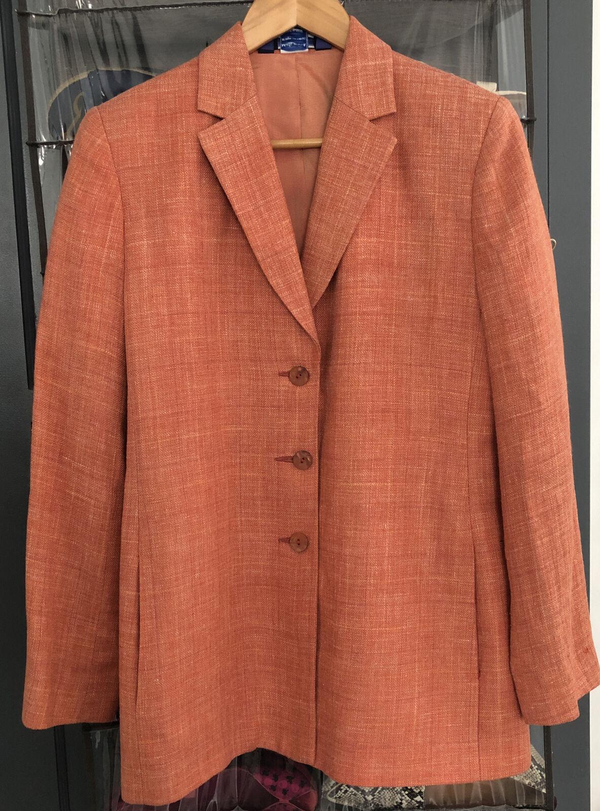 Kupit Austin Reed Womens Blazer With Pockets Size 8 Na Aukcion Iz Ameriki S Dostavkoj V Rossiyu Ukrainu Kazahstan