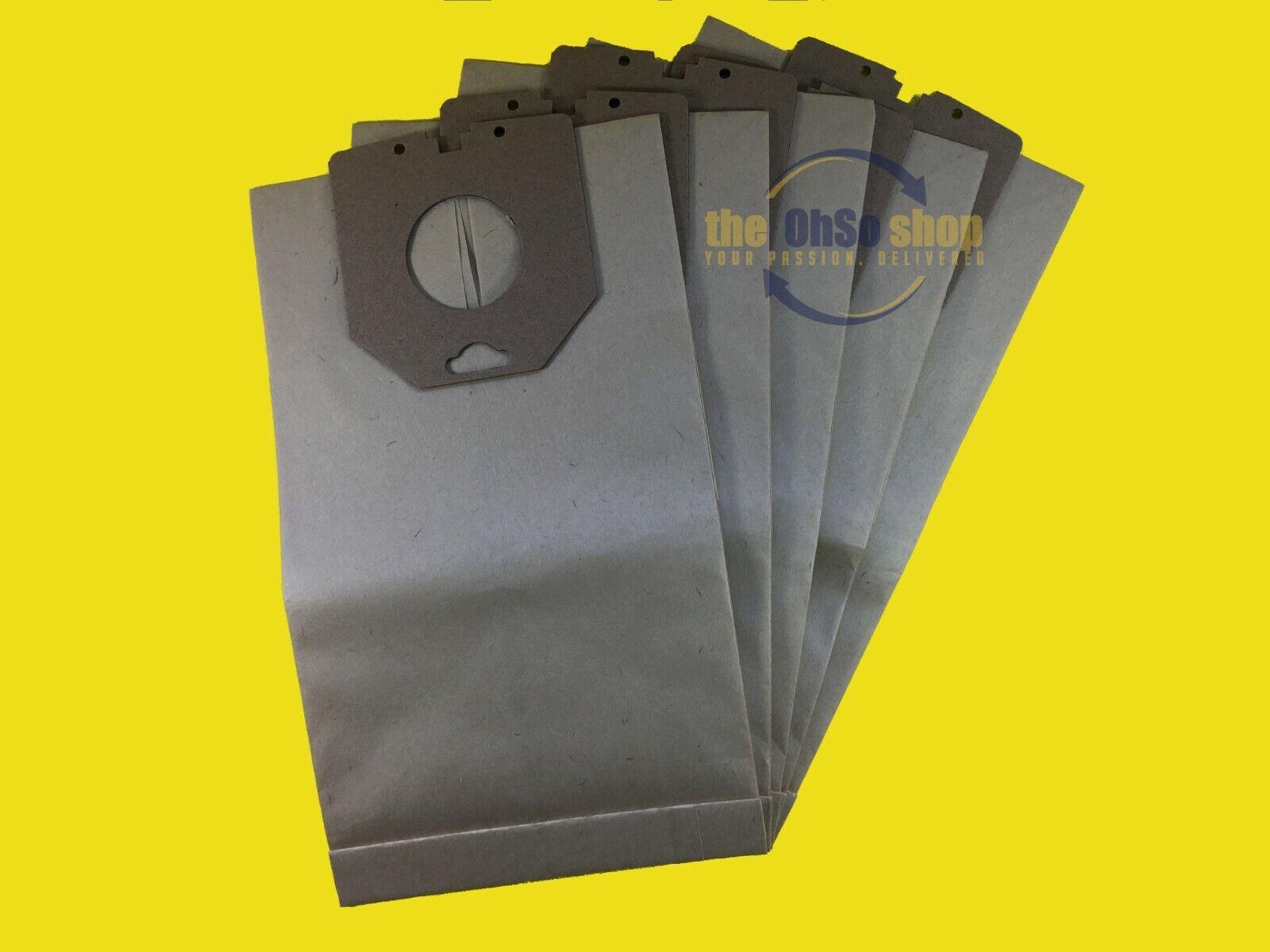 TCX511 Vacuum Cleaner Dust Bags Classique 10 x PHILIPS Oslo /& Oslo TCX400