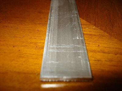 ALUMINIUM FLAT BAR  -  20mm x 2mm - 900mm LONG -  NEW