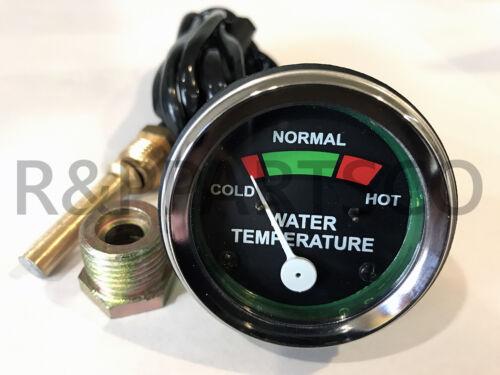 Water Temperature Gauge for Massey Ferguson Tractor MF70 202 2200 3165 Backhoe