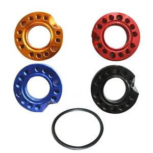 New-Alloy-26mm-Carb-Adjuster-Carburetor-Spinner-Plate-Adaptor-For-Pit-Dirt-Bike