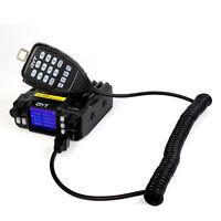 Top 25W/20W VHF/UHF 200CH Vehicle Radio Transceiver Scrambler Color FM Car Radio