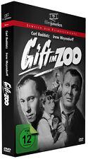 Gift im Zoo - mit Carl Raddatz von Wolfgang Staudte - Filmjuwelen DVD