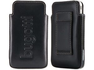 Original-Bugatti-Basic-Calf-Leather-Case-Cover-Pouch-for-Various-Smartphones