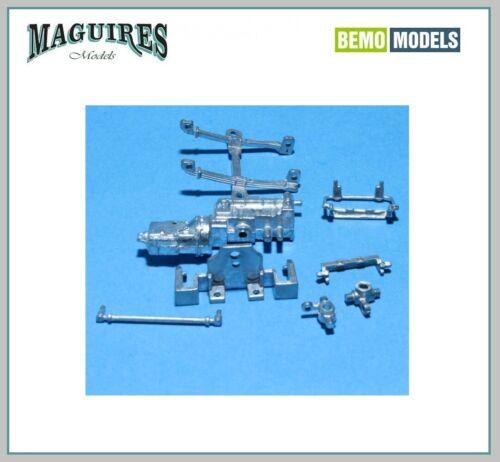 Engine parts Tekno80573 Vovo F88//89 4x2 axle 1:50 Scale Tekno Models