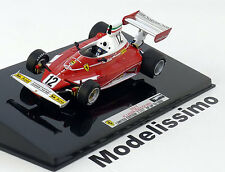 1:43 Hot Wheels Elite Ferrari 312 T World Champion Lauda 1975
